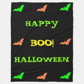Halloween Homage Fleece Blanket