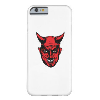 Halloween Horror Devil Gift Barely There iPhone 6 Case