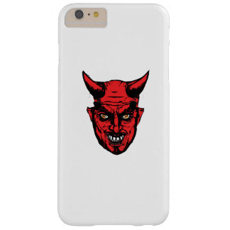 Halloween Horror Devil Gift Barely There iPhone 6 Plus Case