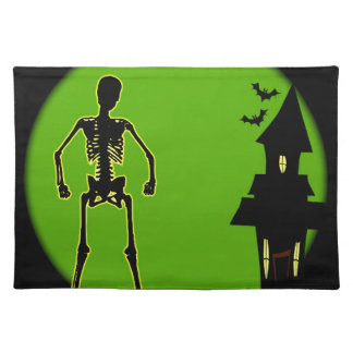 Halloween House Placemat