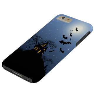 Halloween House Tough iPhone 6 Plus Case
