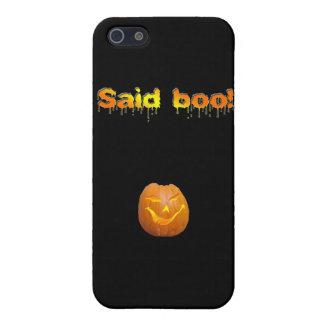 halloween iPhone 5 case