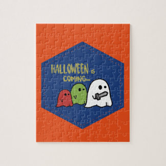 Halloween is coming jigsaw puzzle