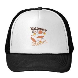 Halloween Is Sweet Cap