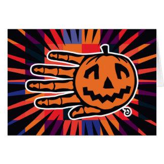 Halloween Jack card