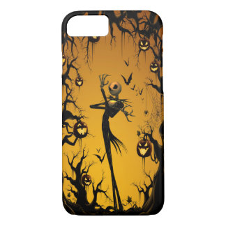 Halloween Jack iPhone 7 Case