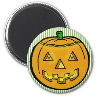 Halloween Jack o lanter Smile Fridge Magnets