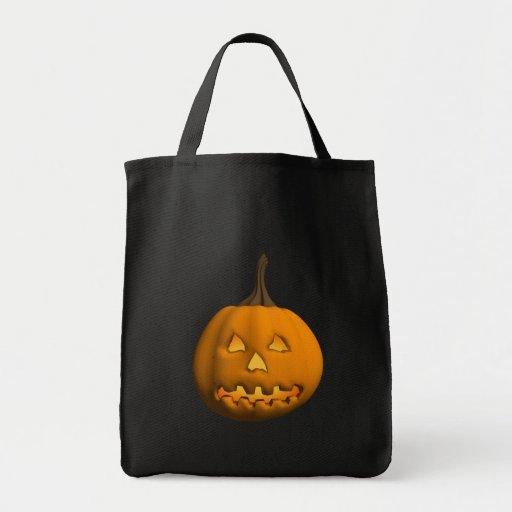 Halloween: Jack-o-Lantern: Bags