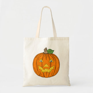 Halloween Jack-O-Lantern Bags