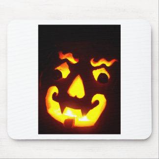 Halloween Jack-O-Lantern Mouse Mats