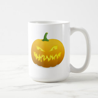 Halloween Jack-O-Lantern Coffee Mug