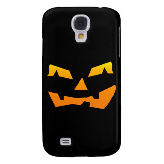 Halloween Jack O Lantern Samsung Galaxy S4 Case