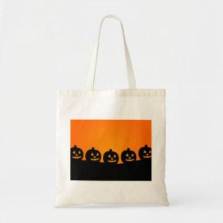 Halloween Jack O Lanterns Tote Bag