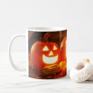 Halloween Jack O Lanterns Mug