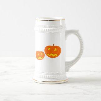 Halloween Jack-O-Lanterns Coffee Mug