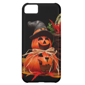Halloween Jack o Lanterns Pumpkins iPhone 5 Case