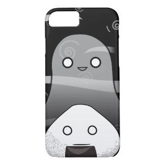 Halloween Japanese Manga Onigiri iPhone 8/7 Case