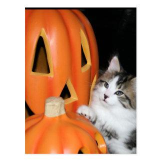 Halloween Jem Postcard