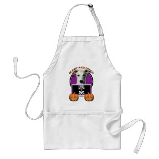 Halloween - Just a Lil Spooky - Whippet Apron