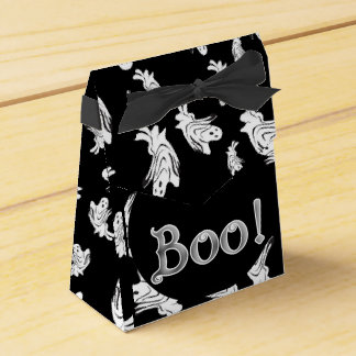 Halloween - Just Ghostly - Customize Favour Box
