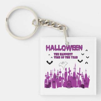 Halloween Acrylic Keychains