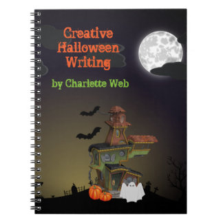 Halloween Kids Composition Notebook / Journal