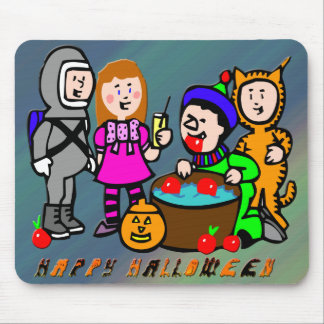 Halloween Kids Mouse Pad
