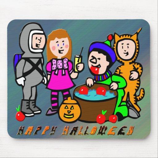 Halloween Kids Mousepads
