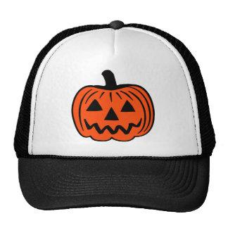 Halloween Kürbis Trucker Hat