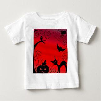 Halloween landscape baby T-Shirt