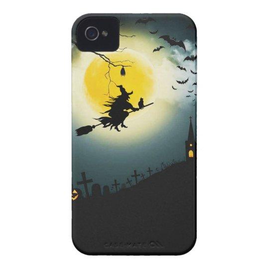 Halloween landscape Case-Mate iPhone 4 case