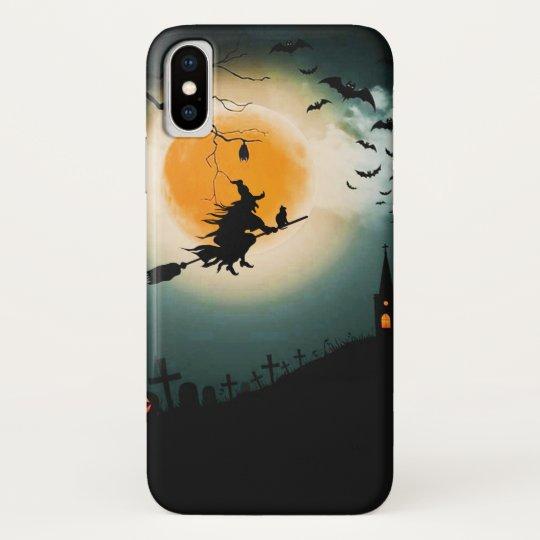 Halloween landscape galaxy nexus case