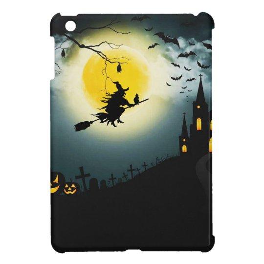 Halloween landscape iPad mini cover