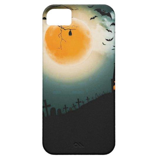 Halloween landscape iPhone 5 case