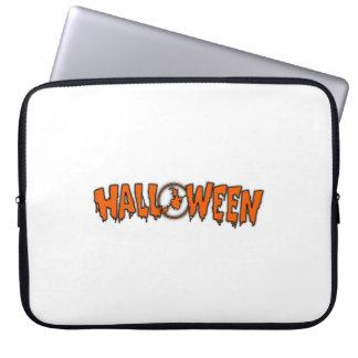 Halloween Computer Sleeve