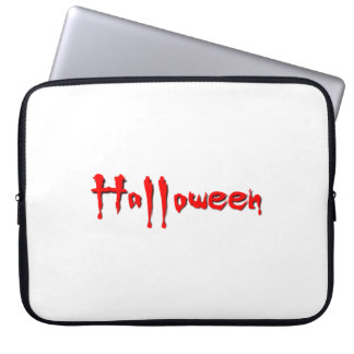 Halloween Laptop Computer Sleeve