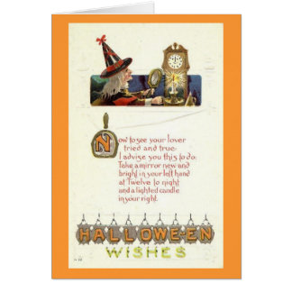 Halloween Lover Greeting Card