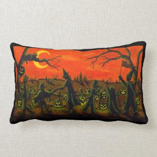 Halloween lumbar pillow ,trick or treat