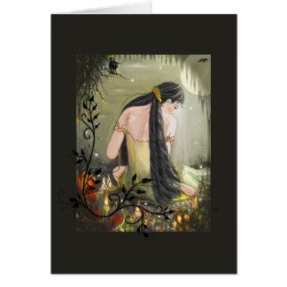 Halloween Magic 2, card