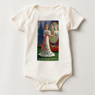 HALLOWEEN MAGIC OCCULT BABY BODYSUIT