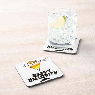 Halloween Martini Coasters