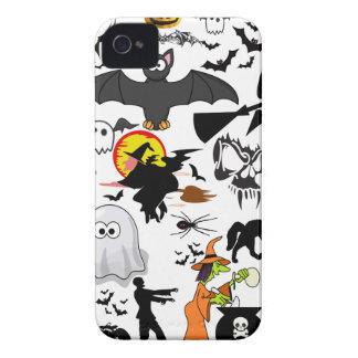 Halloween Mashup iPhone 4 Covers