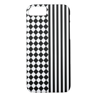 Halloween mix pattern iPhone 8/7 case