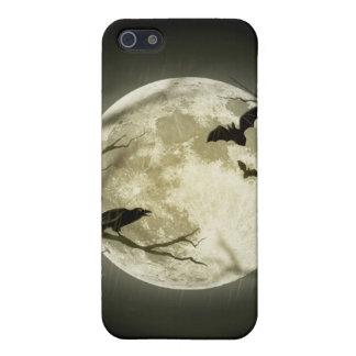 Halloween moon - full moon illustration case for iPhone 5/5S