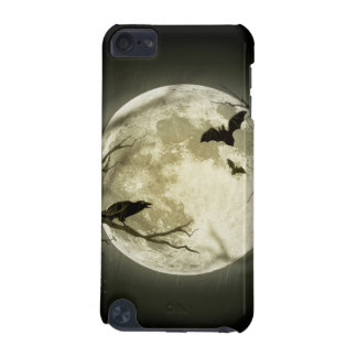 Halloween moon - full moon illustration iPod touch 5G cover