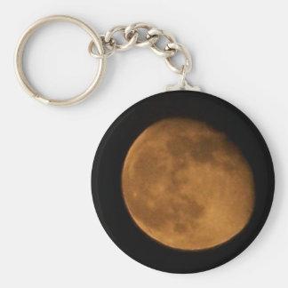 halloween moon keychains