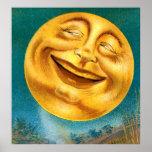 Halloween Moon Poster