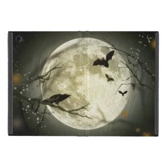 Halloween Moon Spooky Crows Cover For iPad Mini