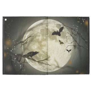 "Halloween Moon Spooky Crows iPad Pro 12.9"" Case"