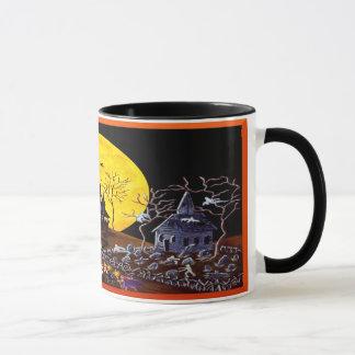 """Halloween mug """"Keep Running"""""""